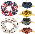 Fashion Kids Baby Boy / Girl Toddler Autumn Cotton Scarf Snood - VARIOUS DESIGNS