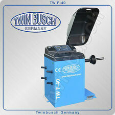Twin Busch ® Wheel Balancer Semi autom. TW F-40