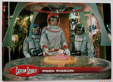 Captain scarlet-individuelle trading card #18, lune mission-invincible 2015