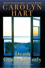 Death Comes Silently (Death on Demand Bookstore) Hart, Carolyn Hardcover