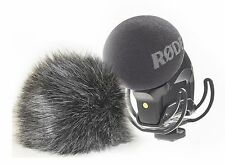 Windscreen for Rode Stereo VideoMic Pro Rycote windshield wind jammer deadkitten