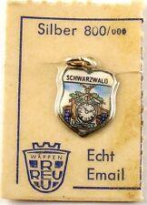 Souvenir Bettelarmband Wappen Anhänger Schwarzwald Kuckucksuhr  OVP Charm (39)