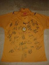 Camiseta UNIVERSIDAD DE LAS PALMAS C.F. 2007/2008 FIRMADA Talla M t shirt FUTBOL