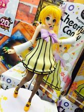 Vocaloid Hatsune Miku Project DIVA Kagamine Rin Figure Cheerful Candy SEGA Anime