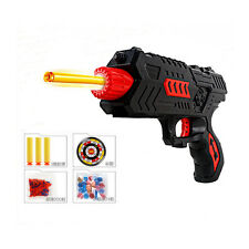 Air Soft Gun Pistol Soft Bullet Gun CS Game Shooting Kids Water Toy 2-in-1 Gun
