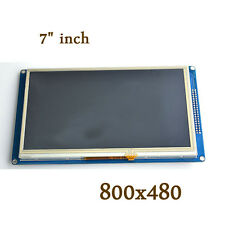 "7"" inch TFT LCD Display Module 800x480 + Touch Panel + SD For Arduino uno R3 DUE"