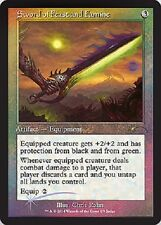 Epée de festin et famine PREMIUM / FOIL Judge Gift-Sword of feast and Mtg Magic
