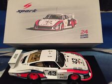 "1/18 Spark 1978 Martini Racing Porsche 935/78 ""Moby Dick"" Le Mans 24hr MIB"
