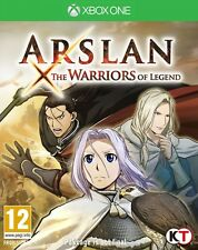 Arslan The Warriors of Legend (Xbox One) NEW & Sealed