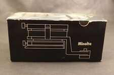 Minolta Slide Copier for Auto Bellows I #384