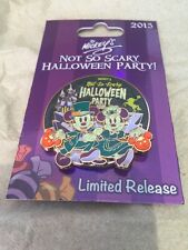 Walt Disney World Mickeys Not So Scary Halloween Party 2015 Limited Edition Pin
