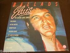 VINYL LP - ELVIS - BALLADS - STAR 2264