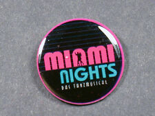 Pin miami Nights pin (an1112)