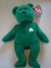 "Really Rare 1997 ""Erin"" Ty Beanie Baby STAMP Tag Error"