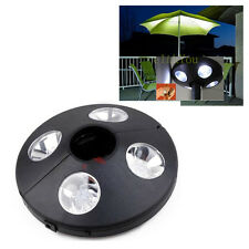 Patio Umbrella Light 24 LED lights-3xAAA Battery Operated,Pole Lamp Outdoor tent