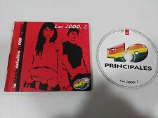 LA HISTORIA DEFINITIVA DEL POP ESPAÑOL LOS 2000.2 - CD + LIBRO ECDL HOMBRES G