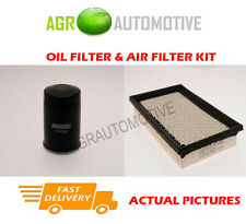 PETROL SERVICE KIT OIL AIR FILTER FOR MAZDA 626 2.5 165 BHP 1992-94