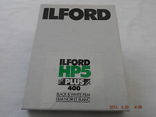 ILFORD HP5 PLUS 4X5 SHEET FILM  (25 Pack)