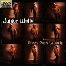 Live At Buddy Guy's Legends - Junior Wells (CD Used Very Good)