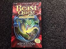 Spikefin the Water King : Beast Quest The Warlock's Staff By Adam Blade