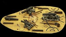 Cottage Industry 1/96 Naval Artillery Upgrade Set (Confederate Ironclads) AS002