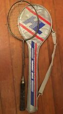 HL T-7700 Badminton Racket Carbon Graphite Composite Size S with Cover