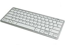 Mini Bluetooth PC-Tastatur WT Keyboard MKB-27 QWERTZ kabellos - Tablet Tastatur