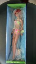 Black African American Francie Barbie Doll Mint In Box wrist tag cello  / NRFB