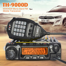 TYT TH-9000D VHF 136-174MHz mobile transceiver radio TYT TH9000D MINI Car Radio