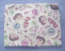 Brand New AUTH Japan Peko Chan 100% cotton cloth sewing fabric 100cm×70cm