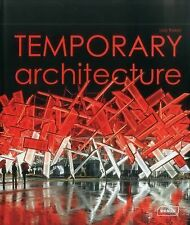TEMPORARY ARCHITECTURE [9783037681695] - LISA BAKER (HARDCOVER) NEW