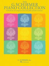 The G. Schirmer Piano Collection Sheet Music 33 Works by 25 Composers  050490709