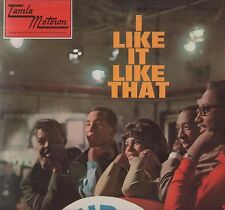 The Miracles - 'I Like It Like That' 1963 UK Tamla Mono LP. VG!