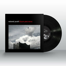 "Rational Youth future past tense 10"" BLACK VINYL 2016"