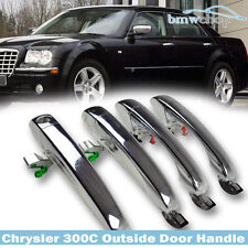 Chrysler 300 300C Dodg Magnum Charger Outside Door Handle 1 Set 4 Pcs 2005-2010