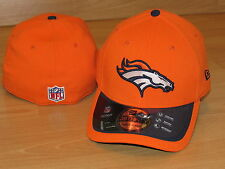 DENVER BRONCOS 39THIRTY SIDELINE ON-FIELD FLEX FITTED CAP HAT MENS SIZE L/XL