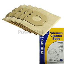 5 x HR6938, OSLO Dust Bags for Philips 58 302 320 Vacuum Cleaner