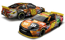 2015 KYLE BUSCH #18 M&M HALLOWEEN 1:64 ACTION NASCAR DIECAST IN STOCK