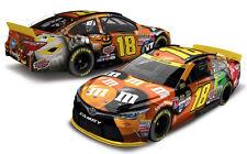 2015 KYLE BUSCH #18 M&M HALLOWEEN 1:64 ACTION NASCAR DIECAST IN STOCK