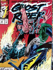 GHOST RIDER n°29 1992  ed. Marvel Comics  [G.222]