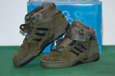 vintage adidas shoes enforcer mid basketball NOS 1995 hi tops sneakers deadstock