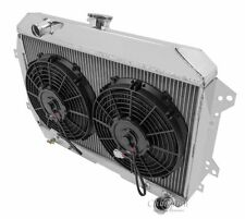 3 Row Radiator and Fan Combo For 70-75 Datsun 240Z and 260Z