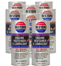 RESTORE engines in DAF VOLVO SCANIA  w 3 lt AMETECH OIL