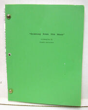 DRAWING DOWN THE MOON  Screenplay/Script- 102 pages-Reprint (M1361)