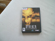 Stalker Shadow of Chernobyl Complete PC CD