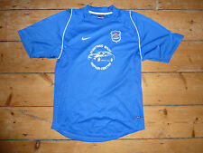 small QUEEN of the SOUTH football SHIRT blue Nike Home Soccer Jersey SPFL