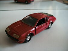 Yonezawa Toys Renault Alpina A 310 V6 in Red on 1:43