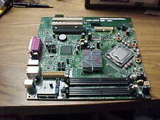 DELL OPTIPLEX 745 DESK TOP MOTHERBOARD WITH PENTIUM D PROCESSOR 2.88 GHZ