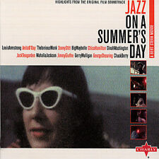 Jazz On A Summer's Day by Various Artists (CD, May-2004, Snapper/Charly)