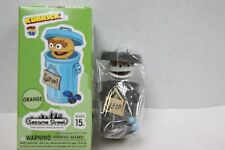 MEDICOM TOY SESAME STREET KUBRICK FIGURE SERIES OSCAR THE GROUCH WHITE MUPPETS